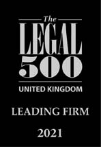 Leading Firm UK 2021